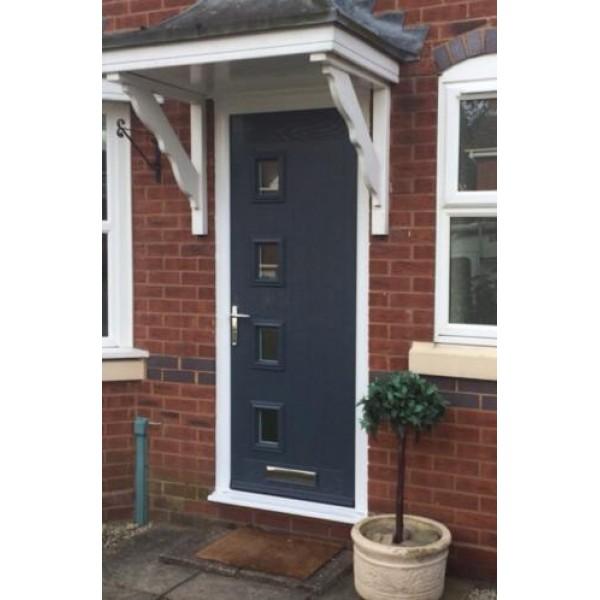 ... Truedor Turner 4 Lite Offset Bow Handle Composite Door ...  sc 1 st  WF Doors & door3-600x600.jpg