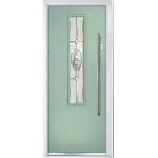 DoorCo Augusta Centre composite door