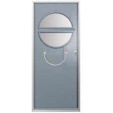 DoorCo Chantilly Bow Handle Composite door