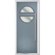 DoorCo Chantilly Bar Handle Composite door