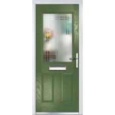 DoorCo Lytham composite door