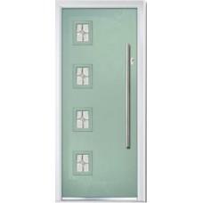 DoorCo Seminole Four Left Bar handle composite door
