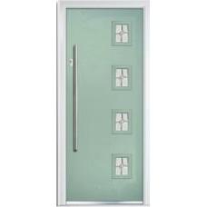 DoorCo Seminole Four Right Bar handle composite door