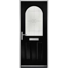 DoorCo Turnberry composite door with Geo glazing