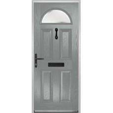 DoorCo Portrush Composite door with Kensington Glazing