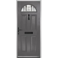 DoorCo Portrush Composite door with Matrix Glazing