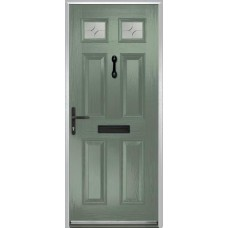 DoorCo Muirfield  Composite door with Geo Glazing