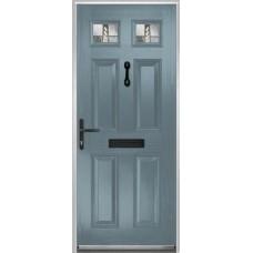 DoorCo Muirfield  Composite door with Matrix Glazing