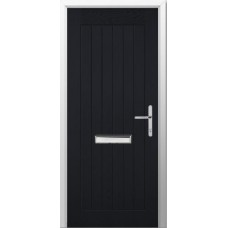 DoorCo Farmhouse lever Handle  composite door