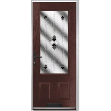 DoorCo Gleneagles composite door with Symphony Glazing