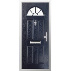 DoorCo Portrush Sunburst Composite door