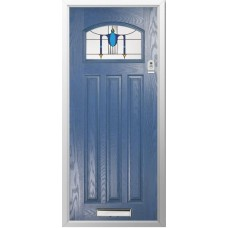 DoorCo St Andrews Door Pull composite door